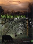 wilderness in Europe book cover